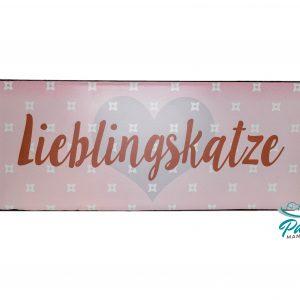 lafinesse-blechschild-lieblingskatze-30-×-13-cm